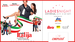 LADIES NIGHT MALA ITALIJA