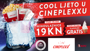 Cool ljeto u Cineplexxu!