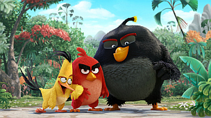Angry Birds Film (sink)